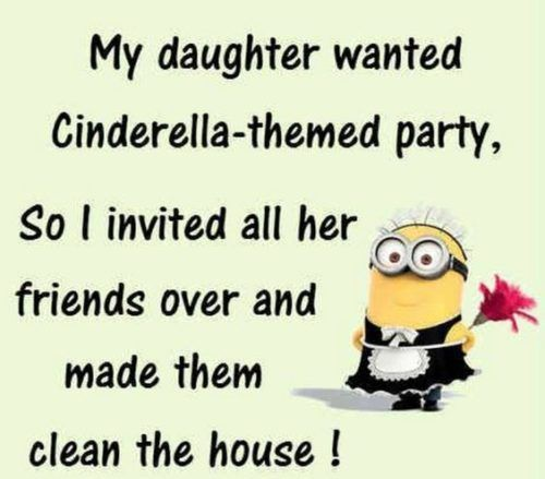 CLUB GIGGLE careful-what-you-wish-for 10 Minion Jokes Of The Day  3/30/17