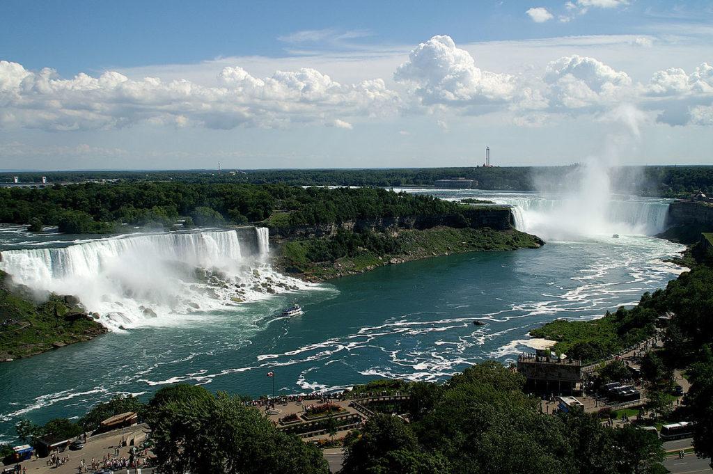 CLUB GIGGLE 1200px-3Falls_Niagara-1024x681 Club Giggle's 10 Most Breathtaking Waterfalls In The World