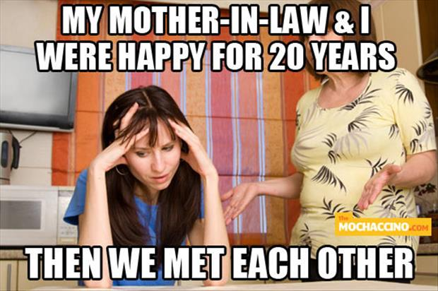 CLUB GIGGLE mother-in-law Club Giggles Top 10 Funny Pictures 4/6/2017