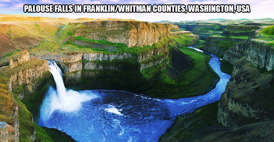 CLUB GIGGLE palouse-falls Club Giggle's 10 Most Breathtaking Waterfalls In The World