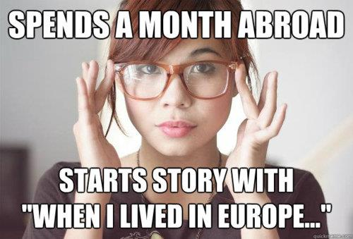 CLUB GIGGLE when-i-lived-in-europe Club Giggle's 10 Funny Pictures Of The Day 4/9/2017
