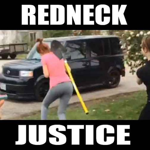 CLUB GIGGLE Redneck-Justice-Funny-Redneck-Meme-Image Club Giggle's 16 Redneck Pictures Of the Day  5/13/2017