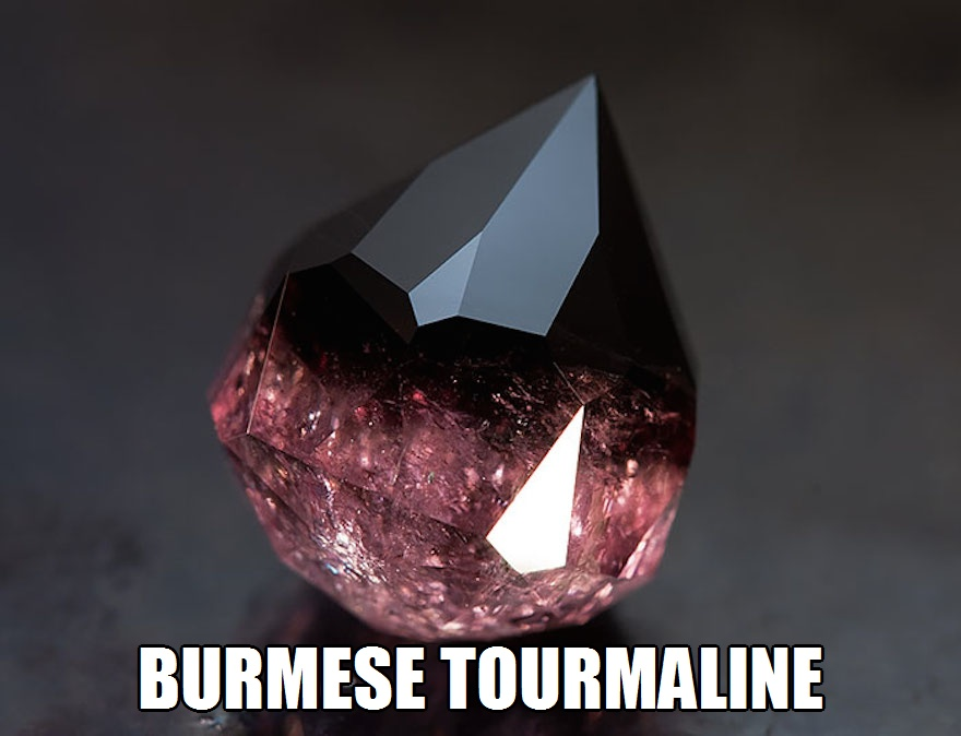 CLUB GIGGLE burmese-tourmaline 17 World's Most Amazing Minerals And Gemstones 5/2/2017