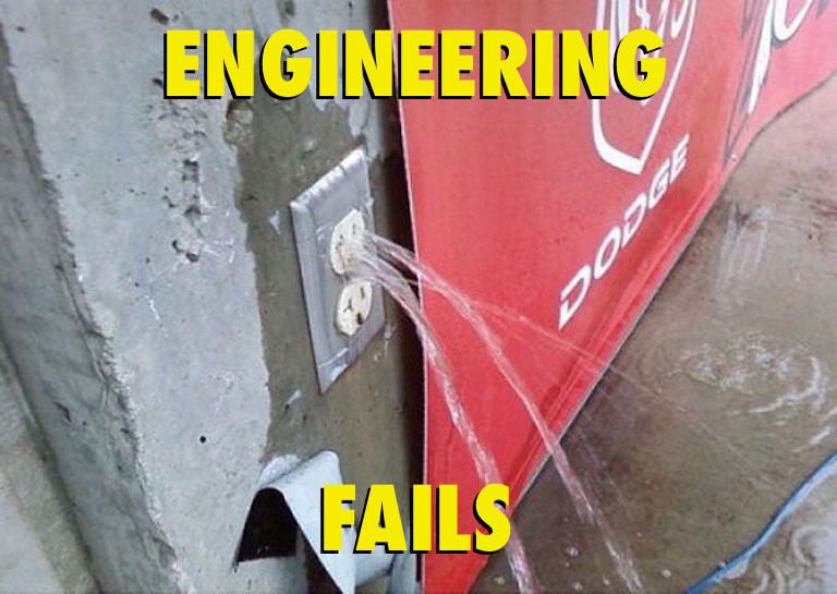CLUB GIGGLE water-outlet-copy 24 Most Insanely Stupid Engineering Fails