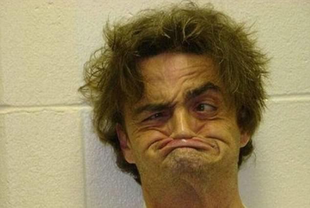 CLUB GIGGLE 3F4CC09000000578-0-image-a-97_1492354070745 24 Hilarious Collection Of Funny Mug Shots