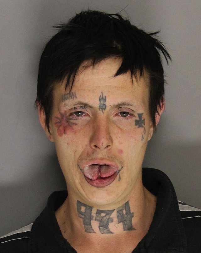 CLUB GIGGLE Scariest-Mugshot-Ever 24 Hilarious Collection Of Funny Mug Shots