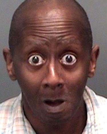 CLUB GIGGLE strange-mugshot-eyes 24 Hilarious Collection Of Funny Mug Shots
