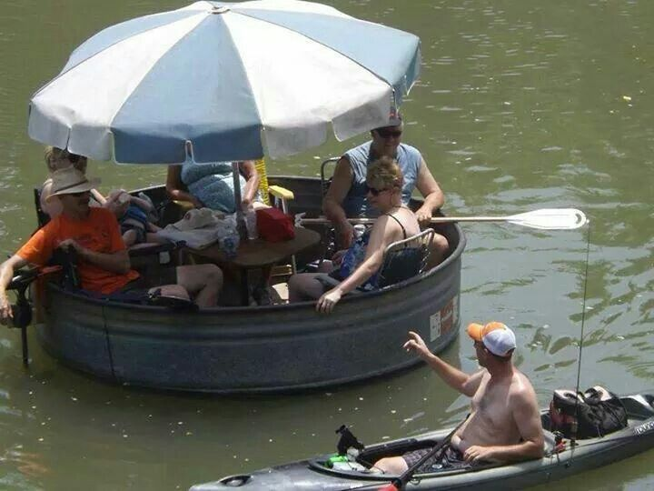 CLUB GIGGLE 770f78091faab6ebad75577a543a8a6e-party-barge-party-boats Club Giggle's 62 Red Neck Inventions