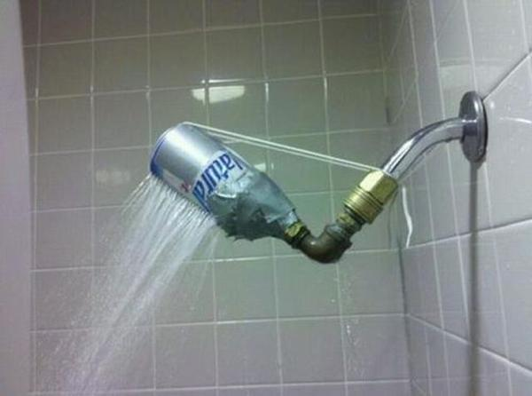 CLUB GIGGLE Redneck_Showerhead_grande Club Giggle's 62 Red Neck Inventions