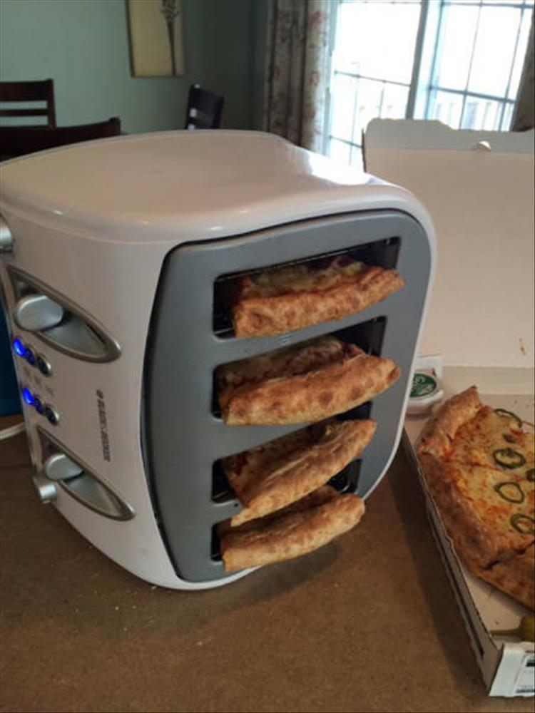 CLUB GIGGLE funny-redneck-pizza Club Giggle's 62 Red Neck Inventions