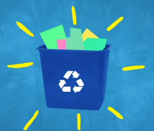 America Recycles Day...... Time To See What Your Ex Is Up Too....