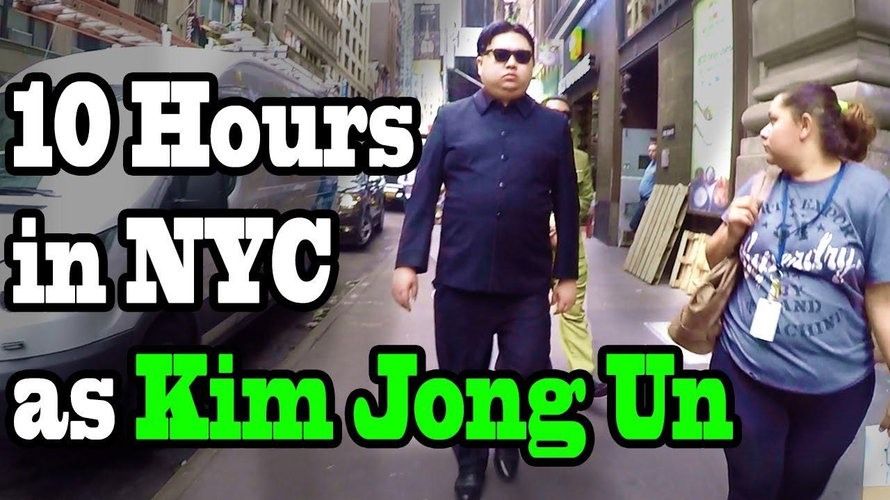 CLUB GIGGLE 10-hours-of-walking-in-nyc-as-ki 10 Hours of Walking in NYC as Kim Jong Un