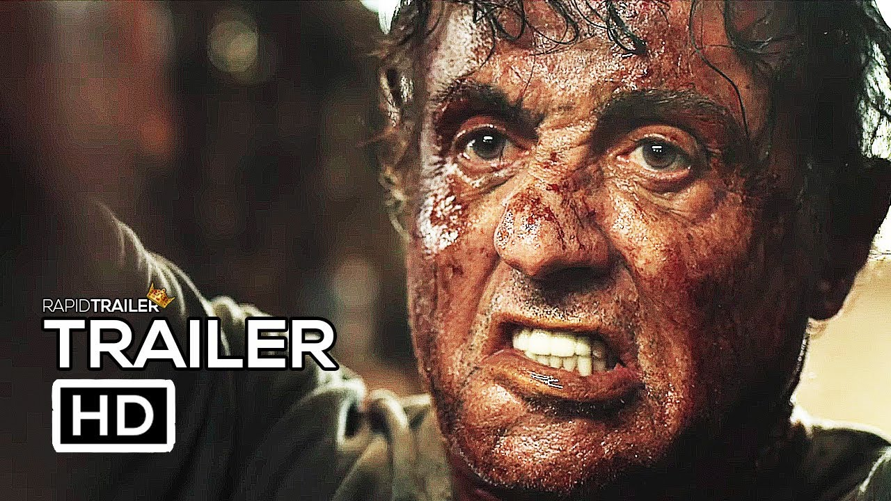 RAMBO 5: LAST BLOOD Official Trailer (2019) Sylvester Stallone