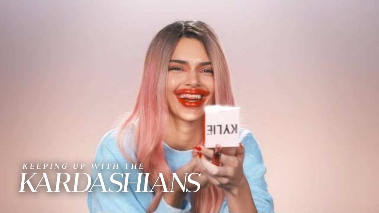 CLUB GIGGLE kendall-jenner-impersonates-kyli Kendall Jenner Impersonates Kylie in the Best Way | KUWTK | E!