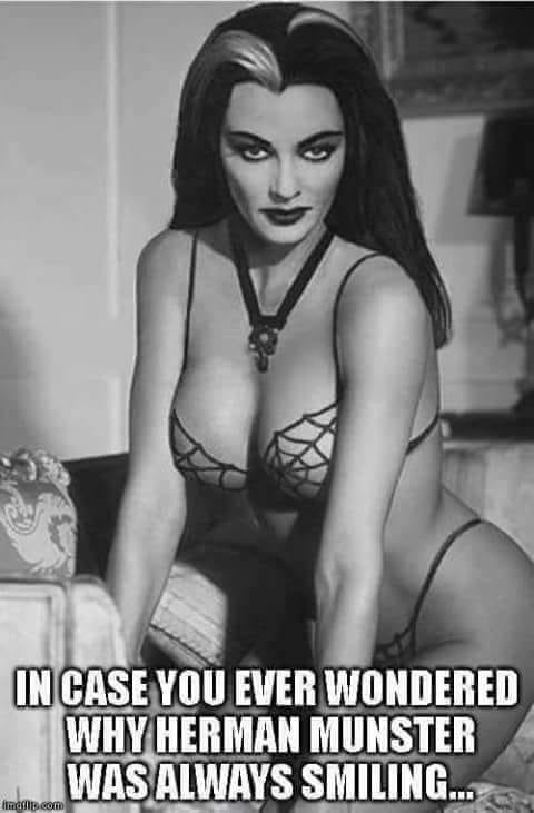 CLUB GIGGLE 43236085_345312862879365_7033207795595870208_n What Happened to YVONNE DE CARLO ( LILY MUNSTER )