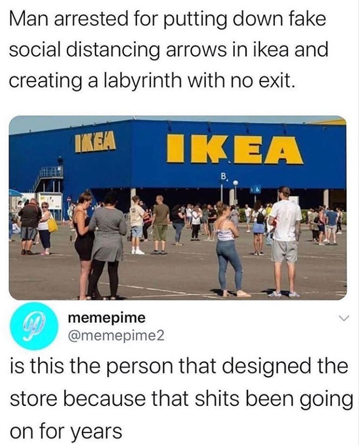 CLUB GIGGLE funny-ikea When Tweeting goes wrong 20 Funny tweets...