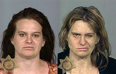 CLUB GIGGLE drug-addict8 16 Shocking before and after mugshots show the cost of drug addiction