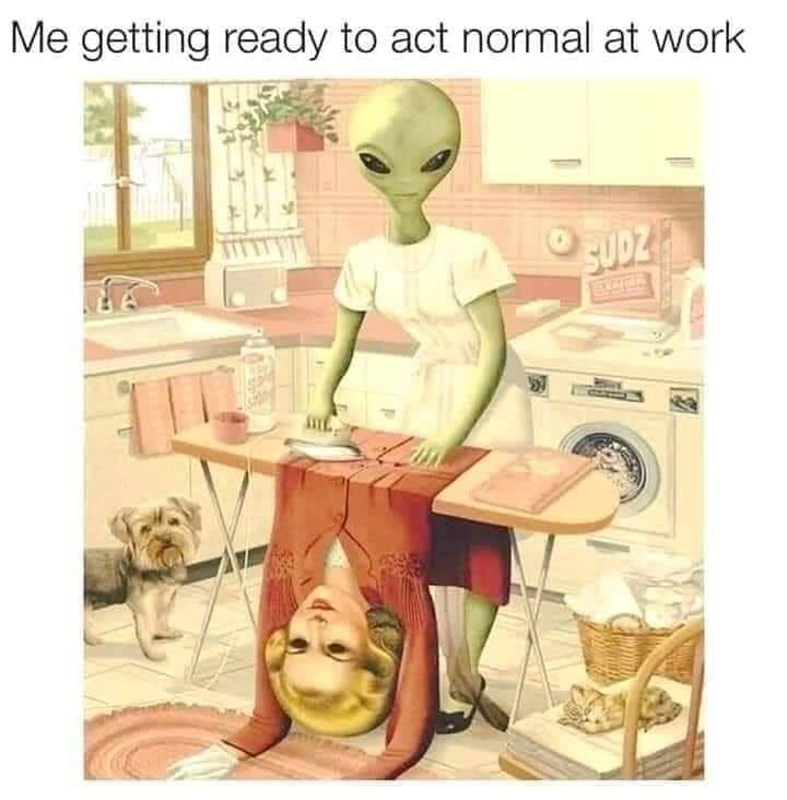 CLUB GIGGLE alien 26 Funny Pictures Of The Week