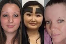 CLUB GIGGLE eyebrow-tattoo-fail33 29 Angry Birds Eyebrow Tattoo Fails ....