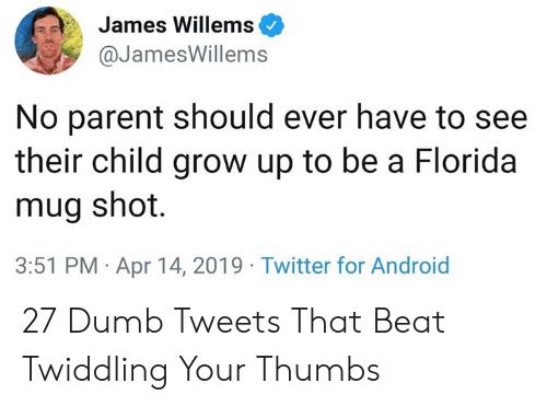 CLUB GIGGLE florida-man-1 Top 23 Dumb Tweets That will Make You Dumber