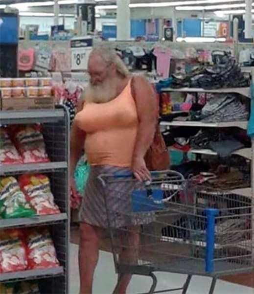 CLUB GIGGLE people-of-walmart-2-1 36 Pictures of People of Walmart