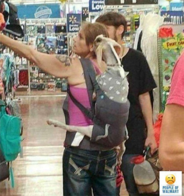CLUB GIGGLE people-of-walmart-30-1 36 Pictures of People of Walmart