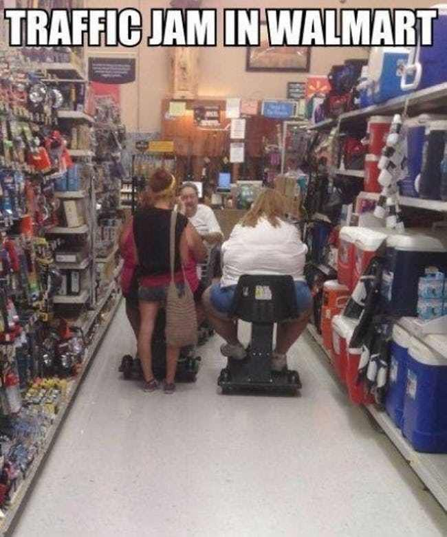 CLUB GIGGLE people-of-walmart15 36 Pictures of People of Walmart