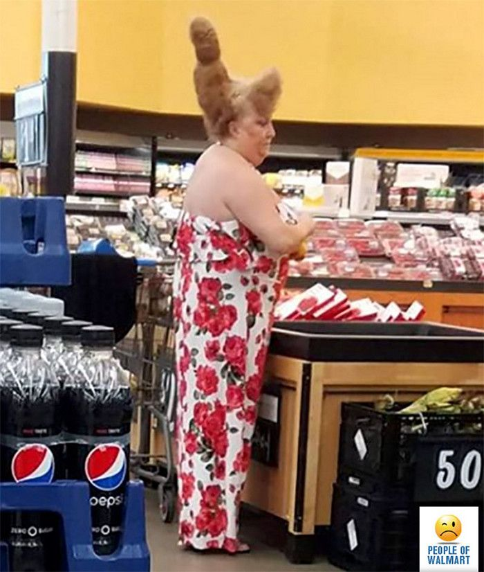 CLUB GIGGLE people-of-walmart3 36 Pictures of People of Walmart