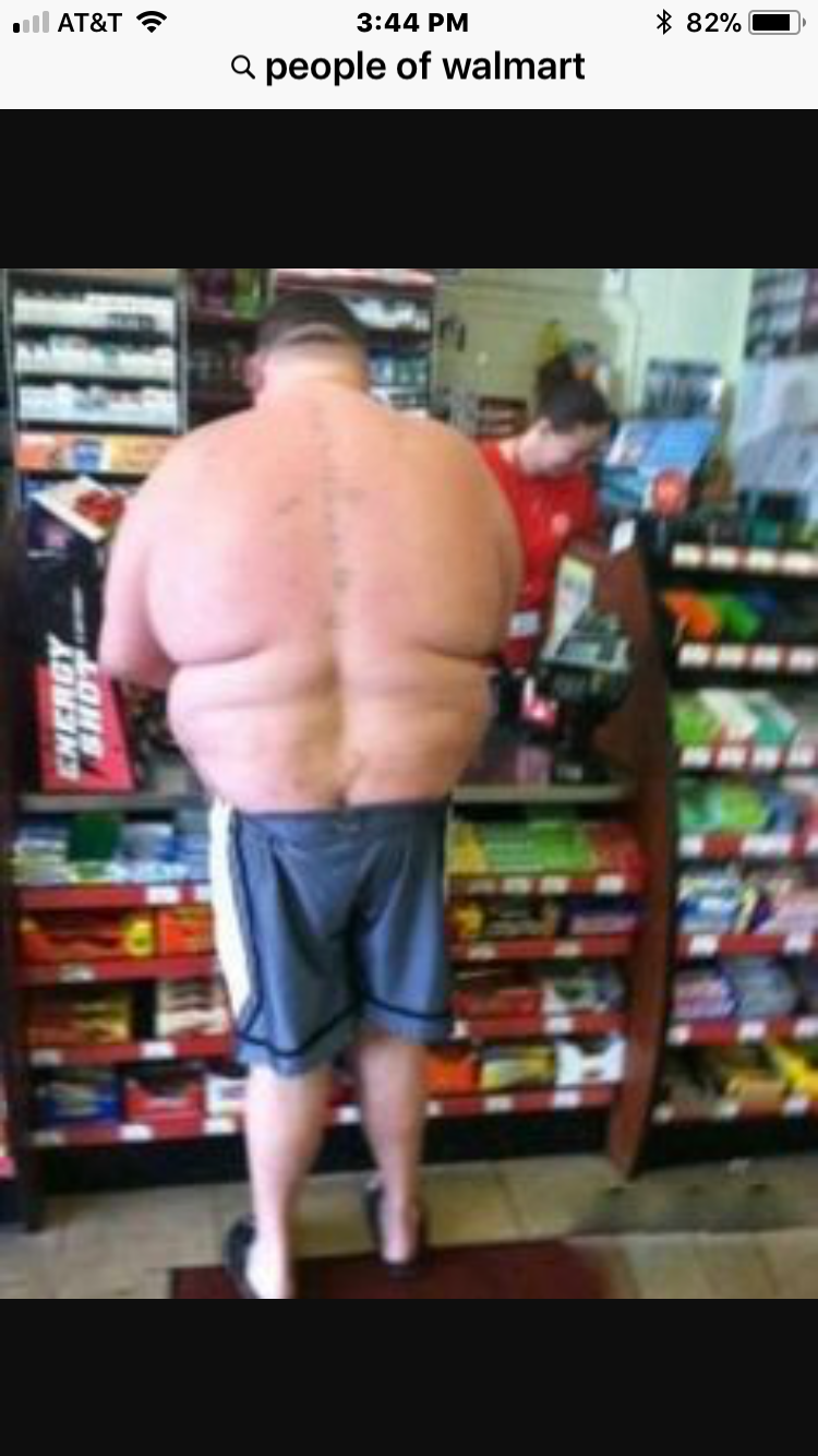 CLUB GIGGLE people-of-walmart6 36 Pictures of People of Walmart