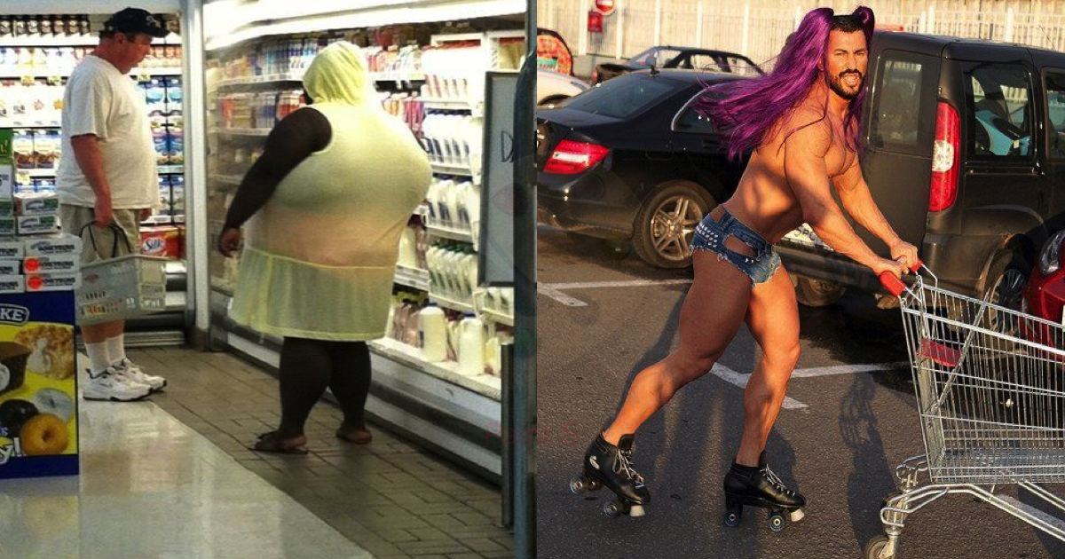 CLUB GIGGLE walmart 36 Pictures of People of Walmart