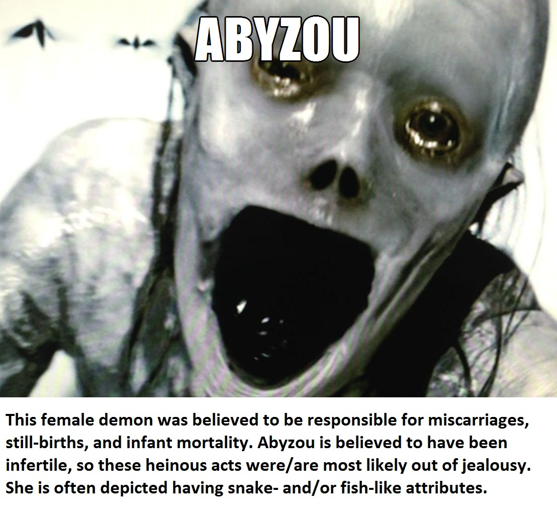 CLUB GIGGLE abyzou 20 Weird And Mythical Creatures of The World....