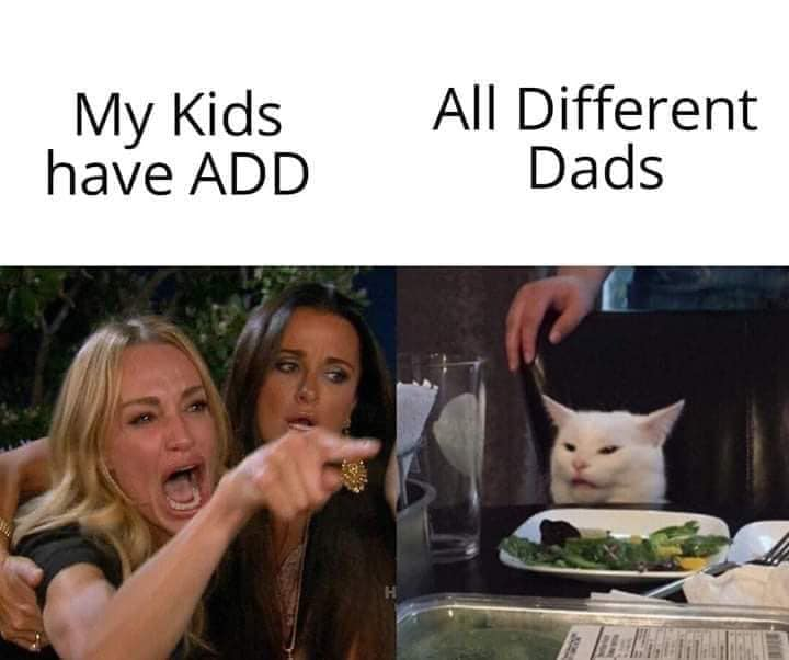 CLUB GIGGLE different-dads 28 Funny Memes From The Dark Side....