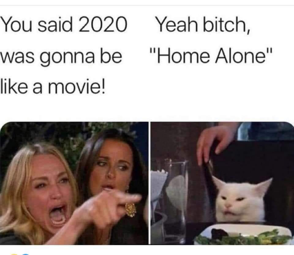 CLUB GIGGLE home-alone 31 Funny Quarantine Memes to Reduce Your Boredom...