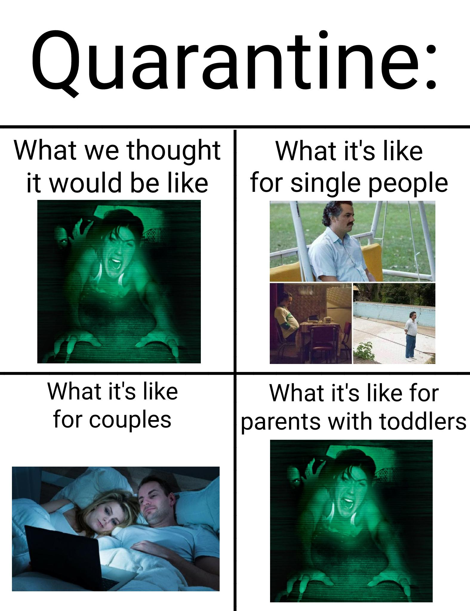 CLUB GIGGLE how-to-be-single 31 Funny Quarantine Memes to Reduce Your Boredom...