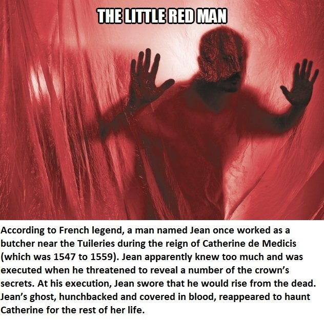 CLUB GIGGLE little-red-man 20 Weird And Mythical Creatures of The World....
