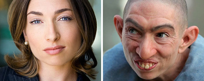 CLUB GIGGLE makeup788-700x280 Incredible Top 17 Pictures of Actors Before And After Makeup...
