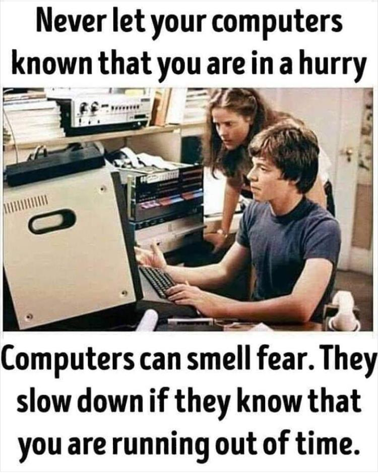 CLUB GIGGLE slow-computers 29 Covid Free Funny Memes....