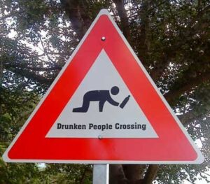 CLUB GIGGLE south-africa-drunk-crossing-300x263 20 Funny Signs From Around the World