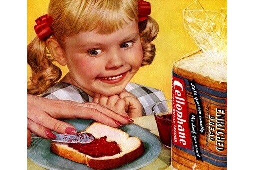 CLUB GIGGLE 1-resized Top 24 Vintage Ads With Creepy Children....