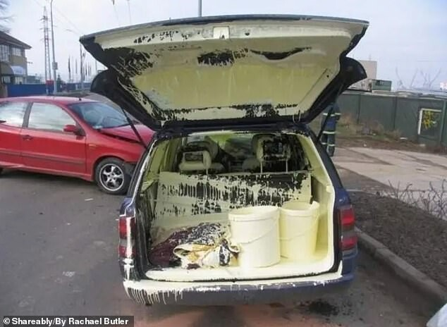 CLUB GIGGLE 31521674-8589485-A_driver_who_packed_buckets_of_paint_in_their_car_boot_had_the_e-a-71_1596487842919 35 People Who Are Having A Worse 2020 Than The Rest Of Us
