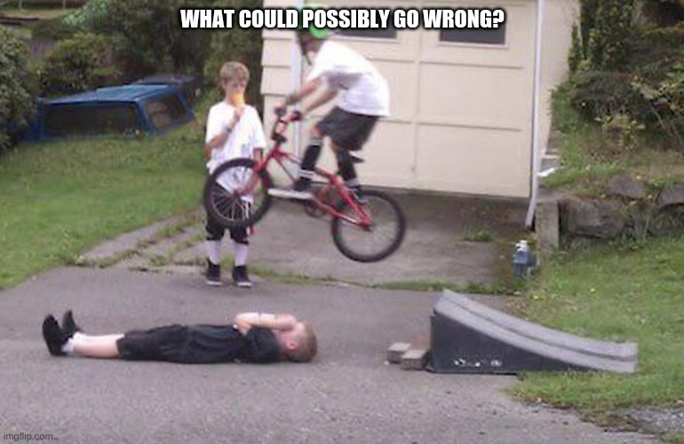CLUB GIGGLE 411nn2 What Could Possibly Go Wrong 32 Funniest Memes
