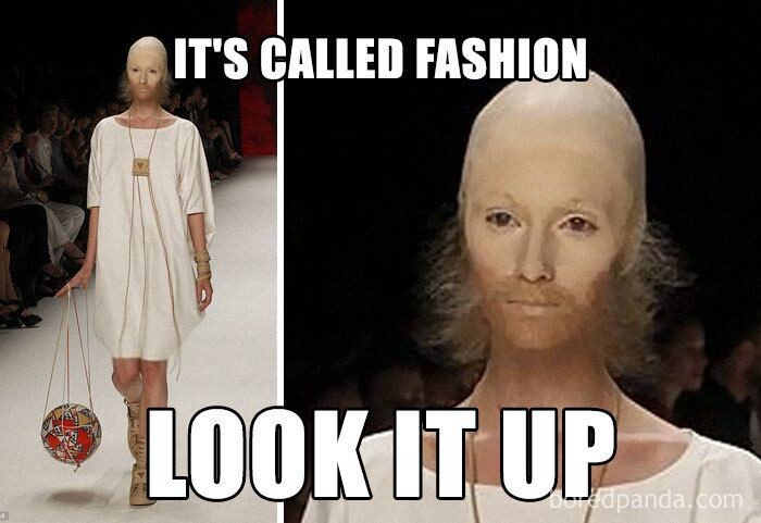 CLUB GIGGLE 54ef1bf04f610642d323f9ba11a718dd Look It Up Its Called Fashion 40 Funny Fashion Fails...