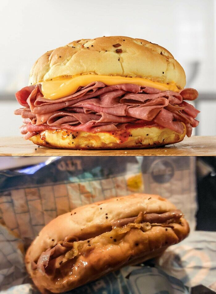 CLUB GIGGLE 5f9153160334f_a0e2qh9yojo51__700 20 Pictures Of Deceptive Fast Food Vs Reality...