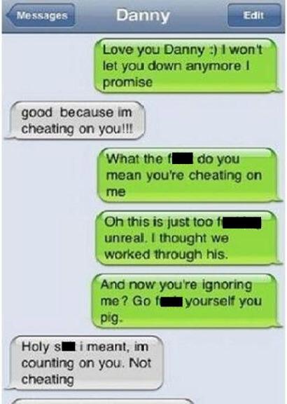 CLUB GIGGLE Awkward-Breakup-Texts 20 Awkward Break Up Texts...