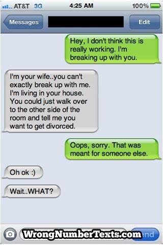 CLUB GIGGLE Awkward-Breakup-Texts1 20 Awkward Break Up Texts...