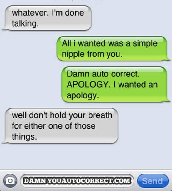 CLUB GIGGLE Awkward-Breakup-Texts21 20 Awkward Break Up Texts...