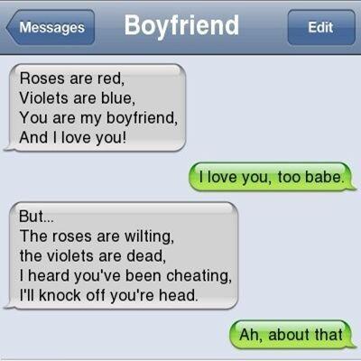 CLUB GIGGLE Awkward-Breakup-Texts6 20 Awkward Break Up Texts...