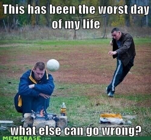 CLUB GIGGLE DozSJDxHy3iE-1-h2PA1MEA8Dzu6wr8pJ6TakMN7Qwo What Could Possibly Go Wrong 32 Funniest Memes