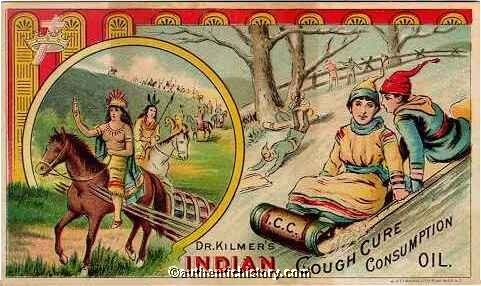 CLUB GIGGLE VTC_Dr_Kilmers_Indian_Cough_Cure 45 Reasons Why Gun Fights Happened So Often In The Old West.....