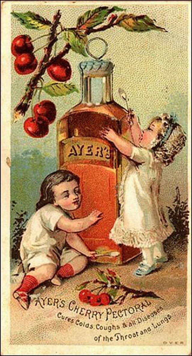 CLUB GIGGLE creepy-ads11 Top 24 Vintage Ads With Creepy Children....